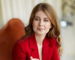 Спікерка Lviv Media Forum Анастасія Руденко
