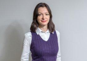 Спікерка Lviv Media Forum Крістіна Бердинських